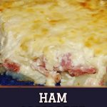 Ham Scalloped Potatoes – Weekend Potluck 358
