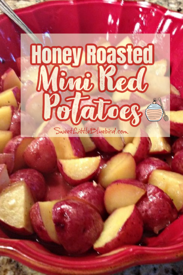 HONEY ROASTED MINI RED POTATOES
