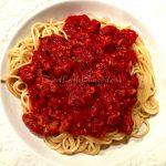 Jo Mama's World Famous Spaghetti Sauce