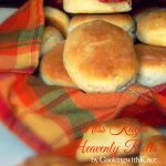Heavenly Rolls – Weekend Potluck 410