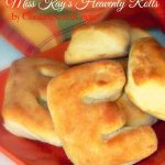 Heavenly Rolls – Weekend Potluck 214