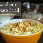 Southern Potato Salad – Weekend Potluck 272