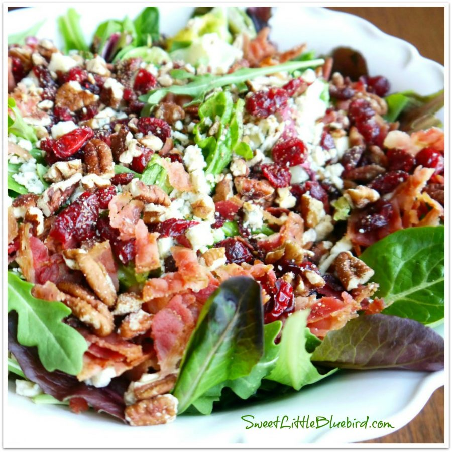 Most Requested Salad Recipe - Sweet Little Bluebird