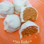 No Bake Pumpkin Cheesecake Balls – Weekend Potluck 391