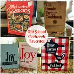 Old School Cookbook Favorites