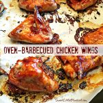 Quick & Easy Oven-Barbecued Chicken Wings