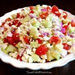 Tried & True Tuesday ~ Pasta Salad with a Twist