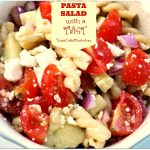 Pasta Salad with a Twist