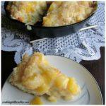 Peach Breakfast Cake – Weekend Potluck 233