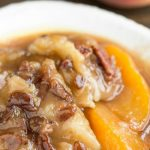 Peach Pecan Cobbler – Weekend Potluck 235