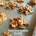 Peanut Butter Haystacks (No-Bake)
