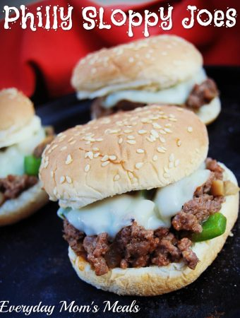 Philly Sloppy Joes - Weekend Potluck 411
