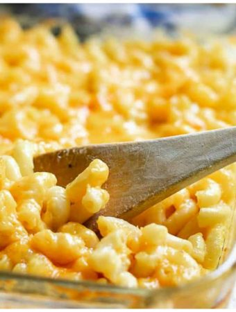 Macaroni and Cheese Like Mama Made