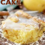 Pineapple Crumb Cake – Weekend Potluck 323