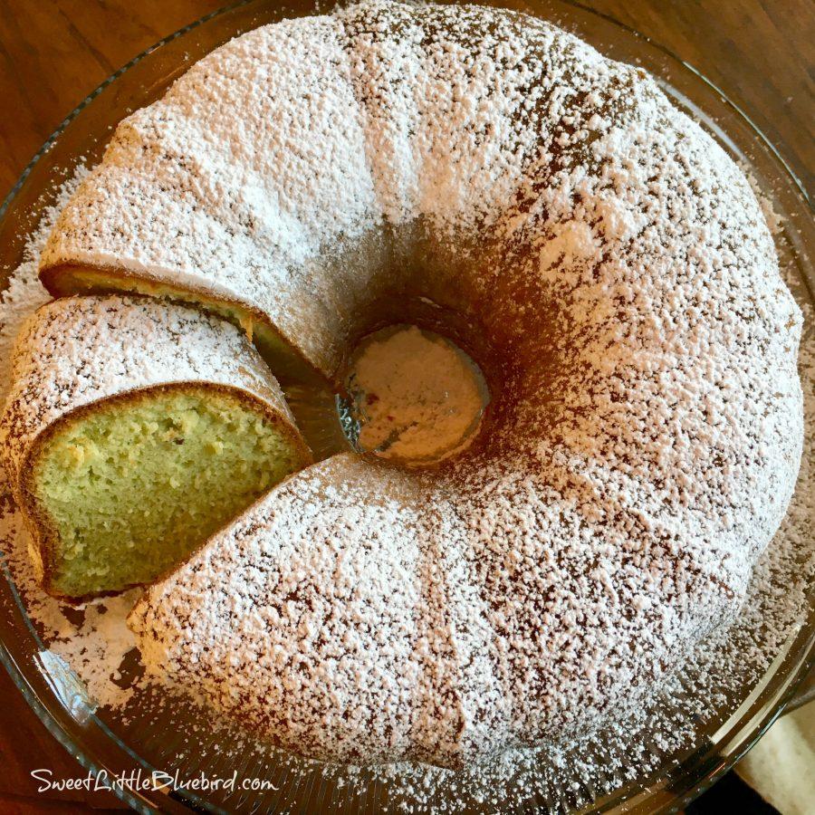 Mrs Wonderful Bundt Cake