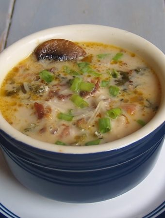 Knock Your Socks off Crock Pot Soup - Weekend Potluck
