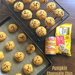 Pumpkin Chocolate Chip Cookies (Soft Batch)
