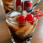 Old School Kiddie Mocktail (Roy Rogers Drink Recipe)