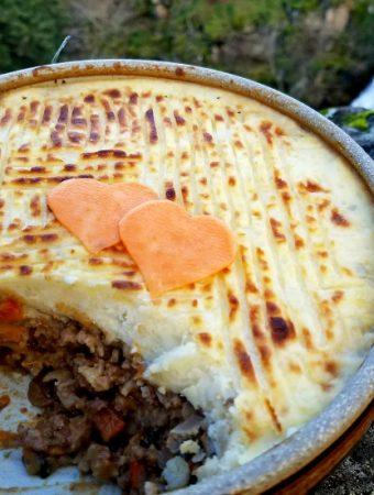 The Best Shepherd's Pie - Weekend Potluck 413