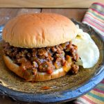Old Fashioned Sloppy Joes – Weekend Potluck 417