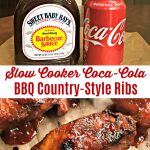 Slow Cooker Coca-Cola BBQ Country-Style Ribs (Coke Ribs)