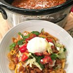 Slow Cooker Smothered Fritos Taco Bowls (Easy)