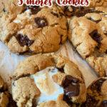 Anastasia's S'mores Cookies