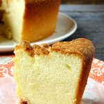 Sour Cream Pound Cake – Weekend Potluck 212