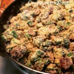 Southern Fried Okra – Weekend Potluck 228
