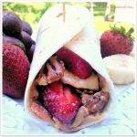 Nutty Honey Fruit Wrap – Best Ever