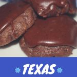 Texas Sheet Cake Cookies – Weekend Potluck 312