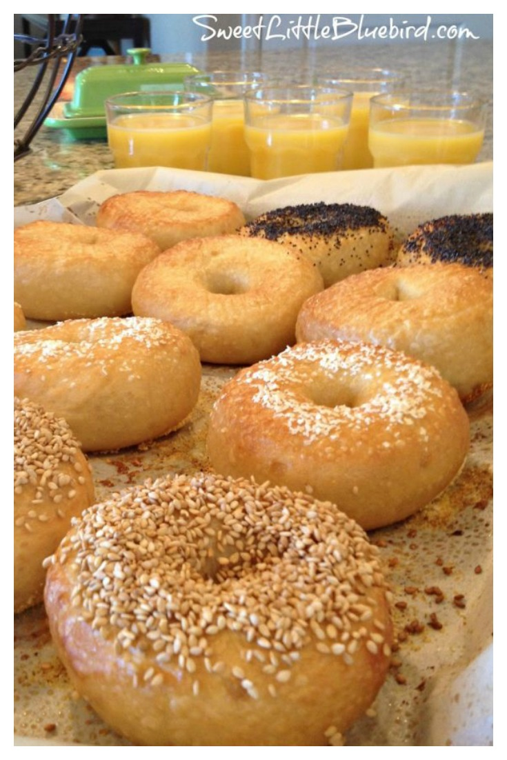 The Best Bagels Recipe - Perfect Bagels