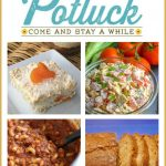 Tropical Orange Cake – Weekend Potluck 337