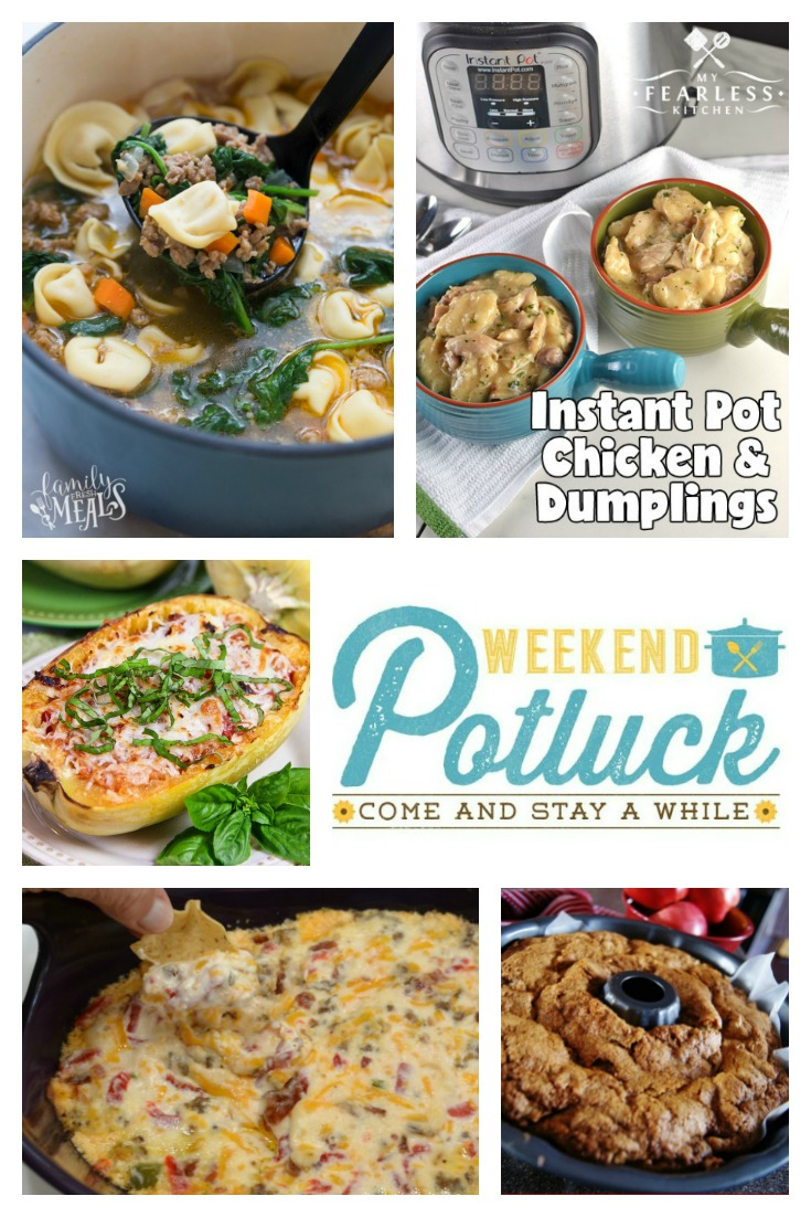 Weekend Potluck 342