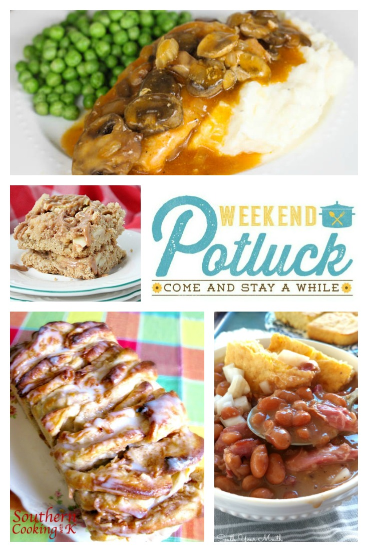 Weekend Potluck 343