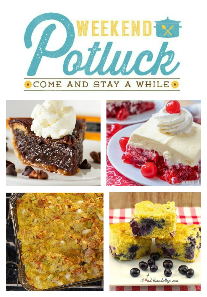 Weekend Potluck 346