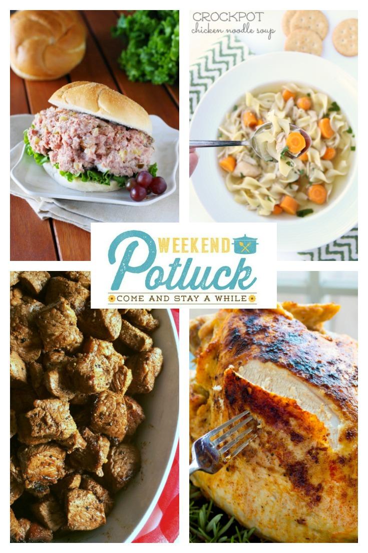 Ham Salad - Weekend Potluck 357