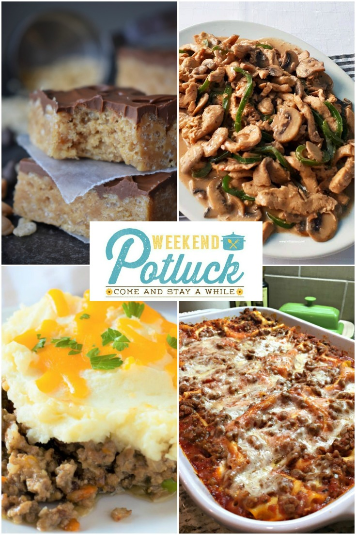 Weekend Potluck 368
