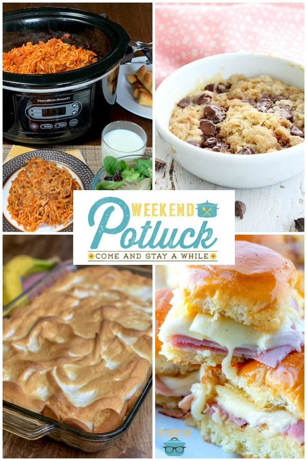 WEEKEND POTLUCK 370