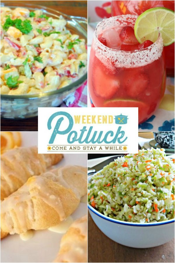Weekend Potluck 385