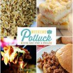 Creamy Cajun Noodles – Weekend Potluck 389