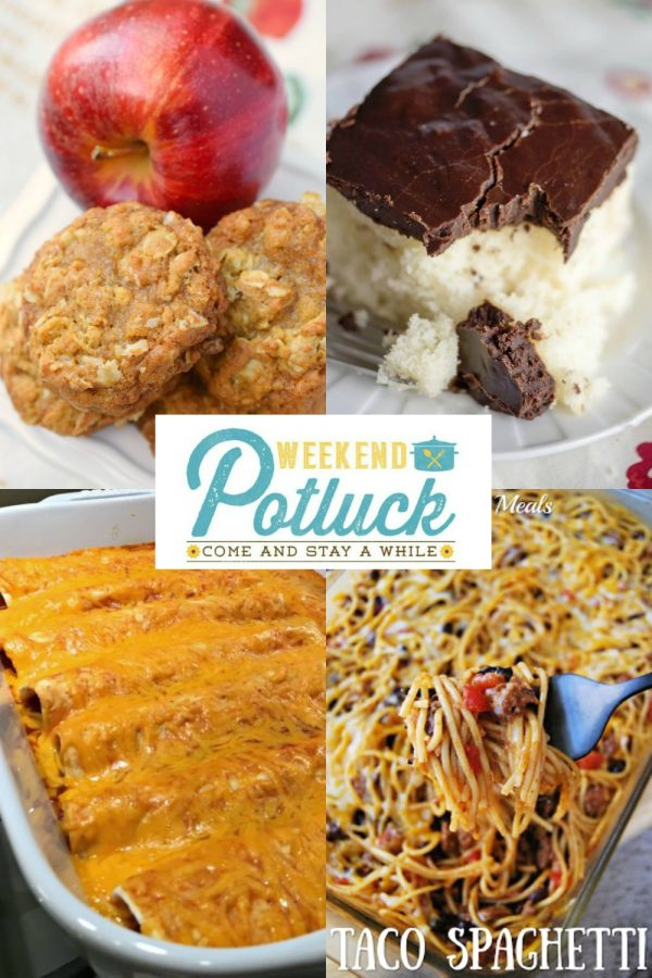 Weekend Potluck 392