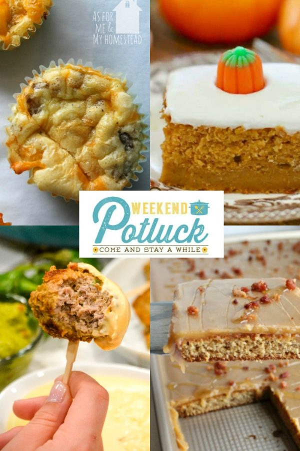 WEEKEND POTLUCK 394 - Sweet Little Bluebird