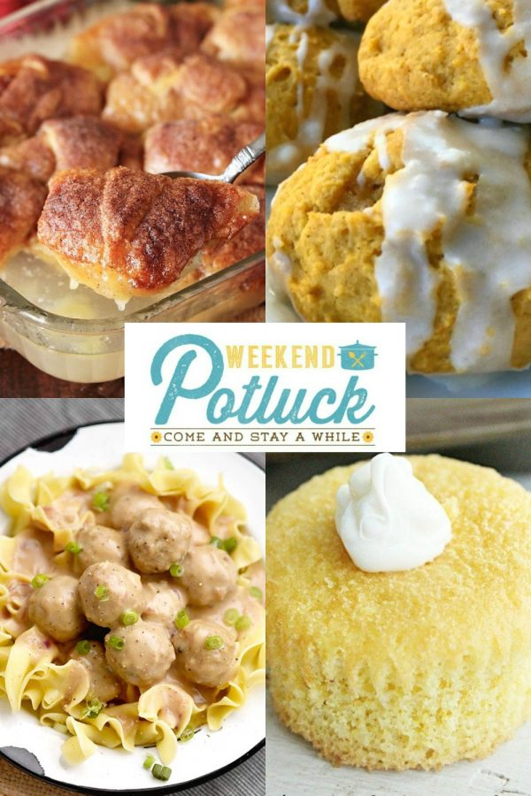 WEEKEND POTLUCK 396
