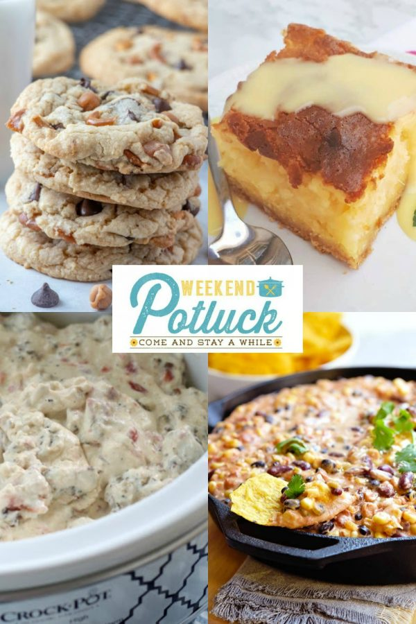 WEEKEND POTLUCK 409 - Sweet Little Bluebird