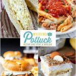 Simple Deviled Egg Salad Sandwich – Weekend Potluck 419