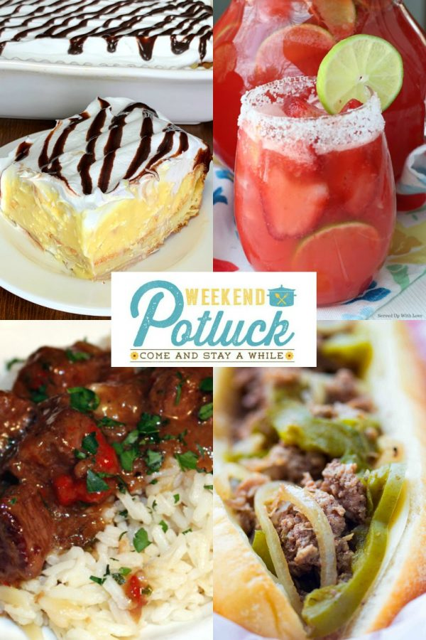 WEEKEND POTLUCK 421 - Sweet Little Bluebird