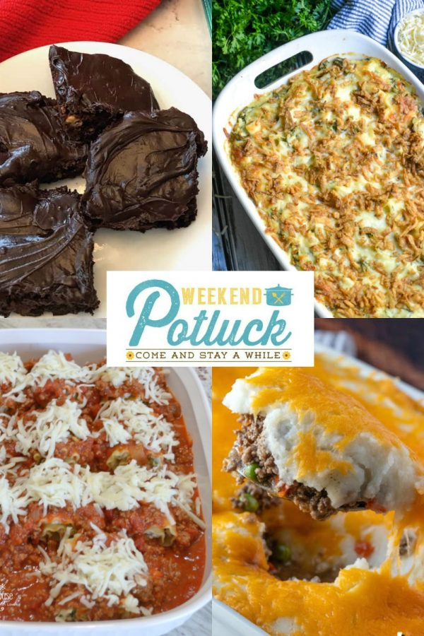 Weekend Potluck 425
