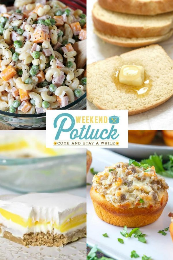 WEEKEND POTLUCK 426