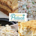 Peanut Butter Chocolate Texas Sheet Cake – Weekend Potluck 430